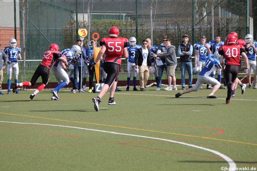 Scrimmage Marburg Mercenaries Darmstadt Diamonds Jugend 071