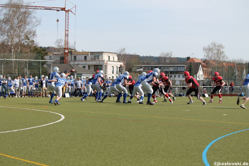 Scrimmage Marburg Mercenaries Darmstadt Diamonds Jugend 072