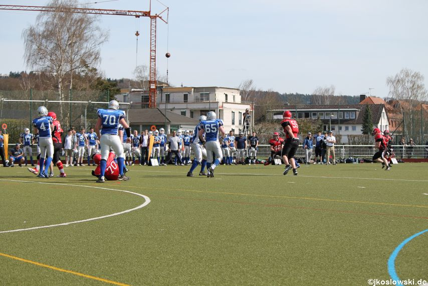 Scrimmage Marburg Mercenaries Darmstadt Diamonds Jugend 076
