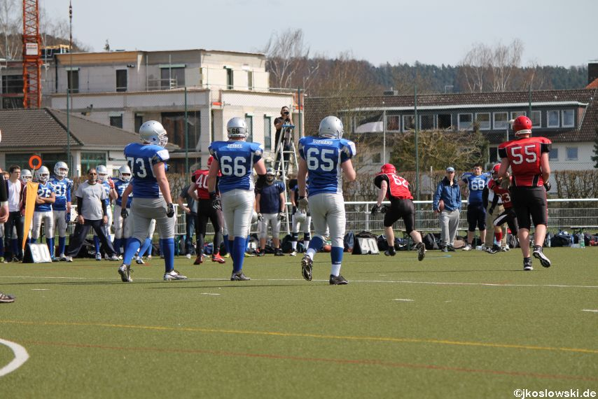 Scrimmage Marburg Mercenaries Darmstadt Diamonds Jugend 078