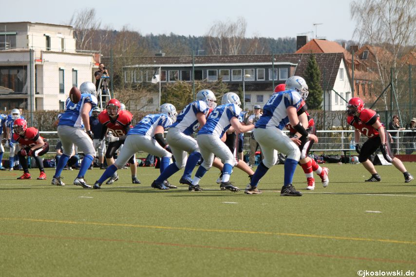 Scrimmage Marburg Mercenaries Darmstadt Diamonds Jugend 079