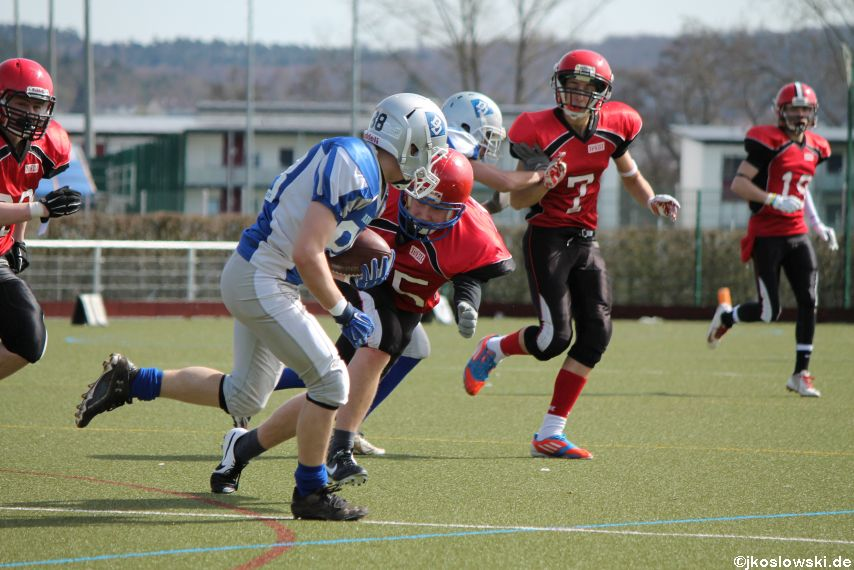 Scrimmage Marburg Mercenaries Darmstadt Diamonds Jugend 084
