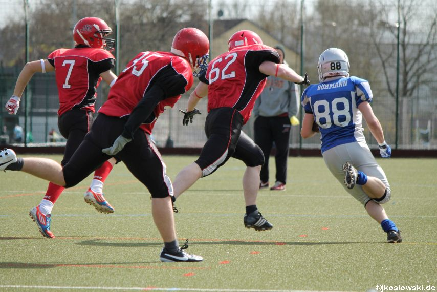 Scrimmage Marburg Mercenaries Darmstadt Diamonds Jugend 087