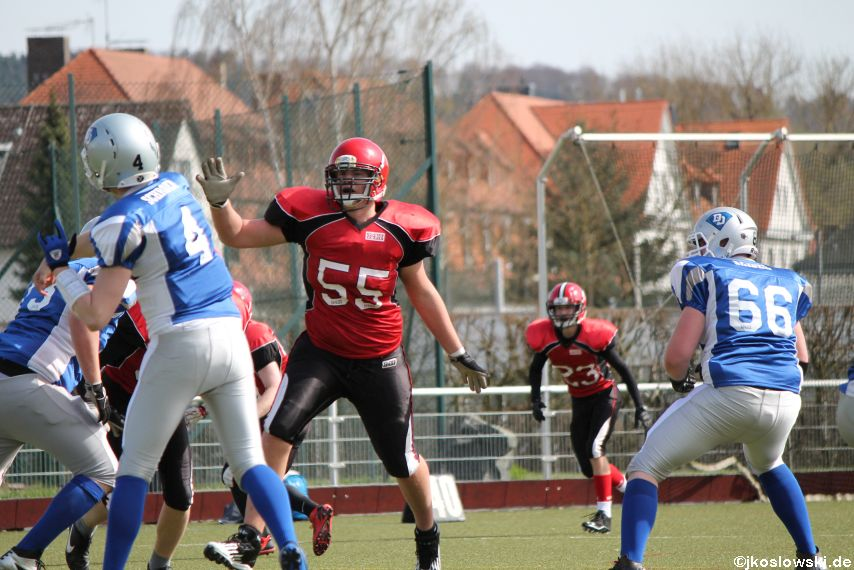 Scrimmage Marburg Mercenaries Darmstadt Diamonds Jugend 090