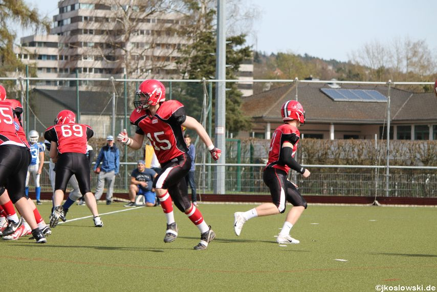 Scrimmage Marburg Mercenaries Darmstadt Diamonds Jugend 093