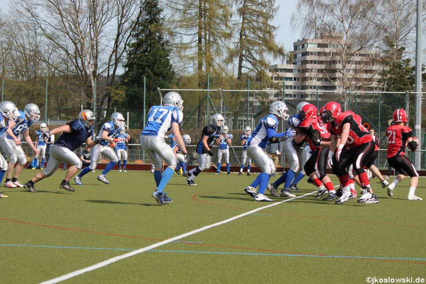 Scrimmage Marburg Mercenaries Darmstadt Diamonds Jugend 096