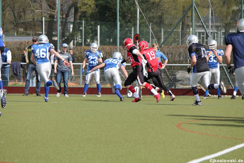 Scrimmage Marburg Mercenaries Darmstadt Diamonds Jugend 097