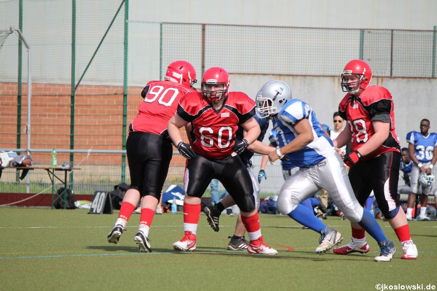 Scrimmage Marburg Mercenaries Darmstadt Diamonds Jugend 099