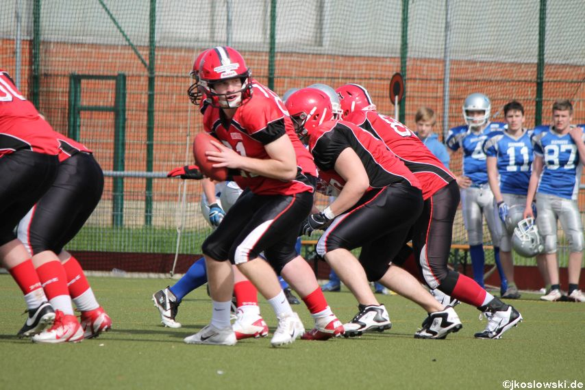 Scrimmage Marburg Mercenaries Darmstadt Diamonds Jugend 107