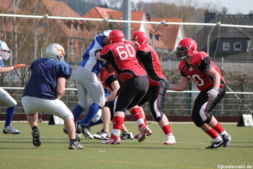 Scrimmage Marburg Mercenaries Darmstadt Diamonds Jugend 112