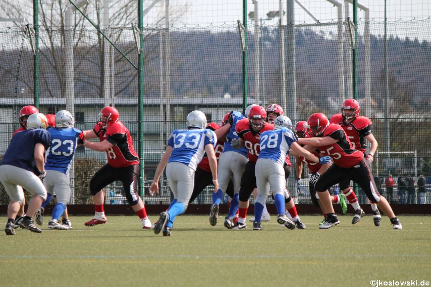 Scrimmage Marburg Mercenaries Darmstadt Diamonds Jugend 113