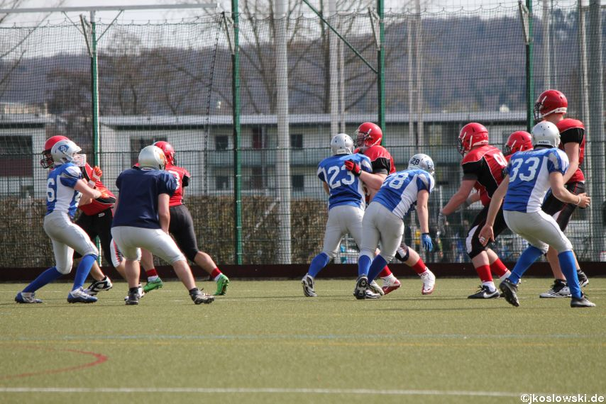 Scrimmage Marburg Mercenaries Darmstadt Diamonds Jugend 114
