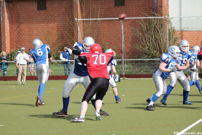 Scrimmage Marburg Mercenaries Darmstadt Diamonds Jugend 116