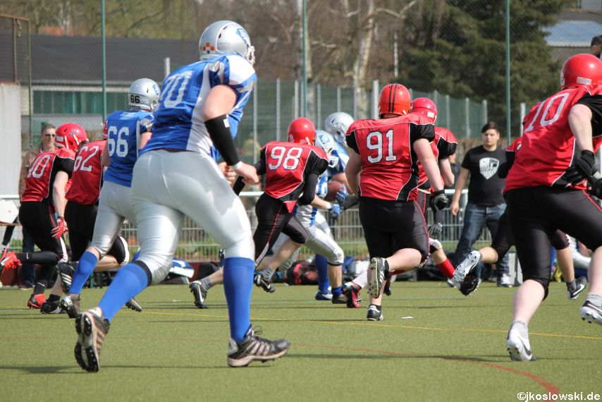 Scrimmage Marburg Mercenaries Darmstadt Diamonds Jugend 119