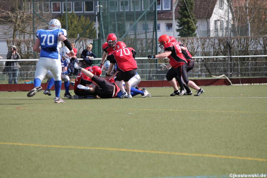 Scrimmage Marburg Mercenaries Darmstadt Diamonds Jugend 120