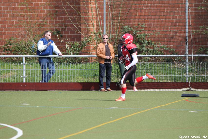 Scrimmage Marburg Mercenaries Darmstadt Diamonds Jugend 124