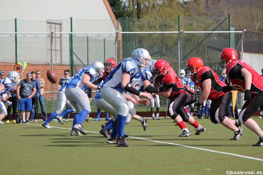 Scrimmage Marburg Mercenaries Darmstadt Diamonds Jugend 125