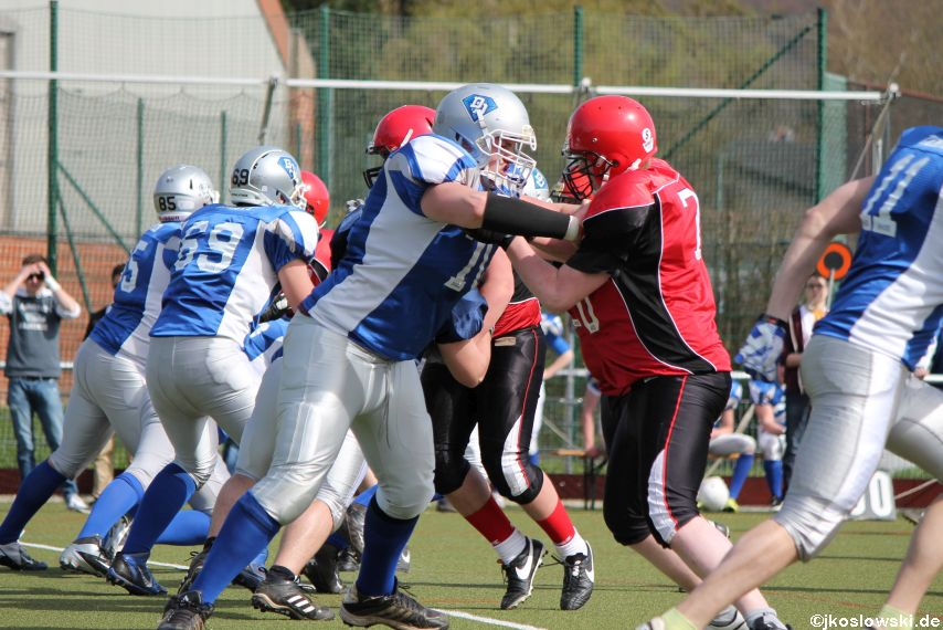 Scrimmage Marburg Mercenaries Darmstadt Diamonds Jugend 132
