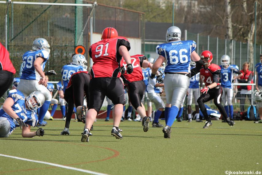 Scrimmage Marburg Mercenaries Darmstadt Diamonds Jugend 133