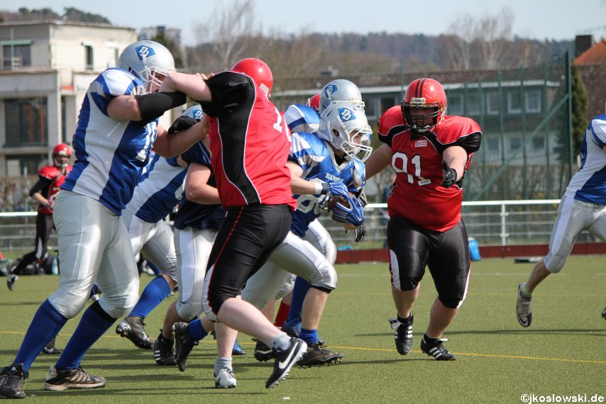 Scrimmage Marburg Mercenaries Darmstadt Diamonds Jugend 137