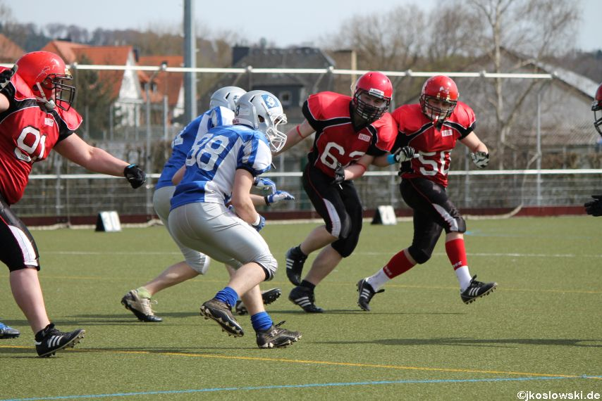 Scrimmage Marburg Mercenaries Darmstadt Diamonds Jugend 139