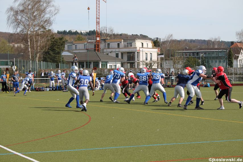 Scrimmage Marburg Mercenaries Darmstadt Diamonds Jugend 142