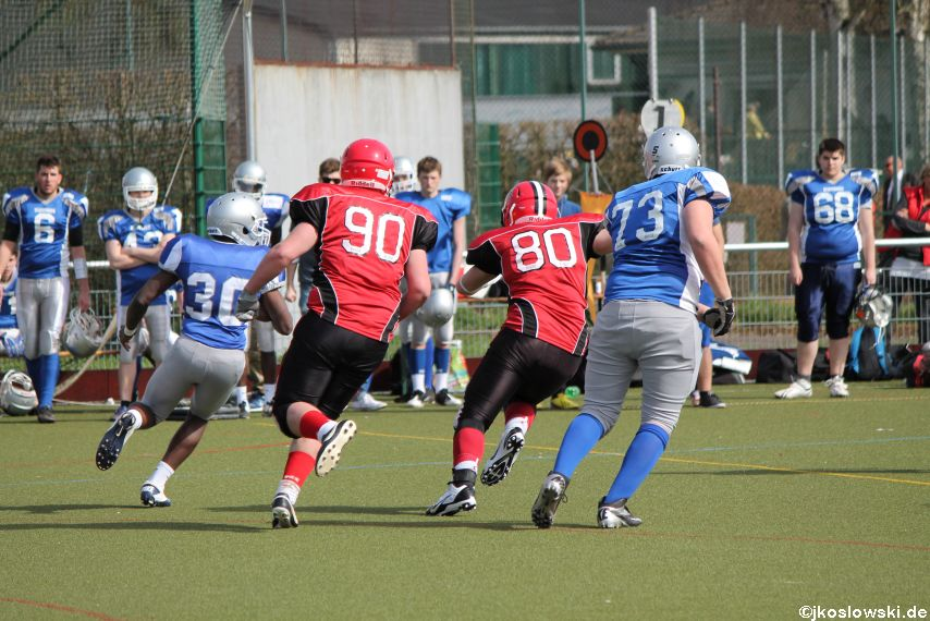 Scrimmage Marburg Mercenaries Darmstadt Diamonds Jugend 144