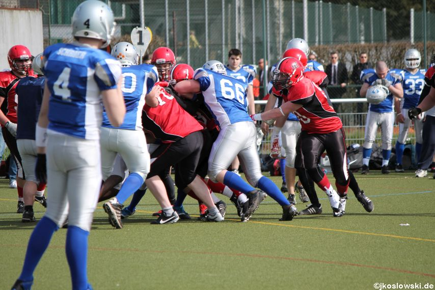 Scrimmage Marburg Mercenaries Darmstadt Diamonds Jugend 146