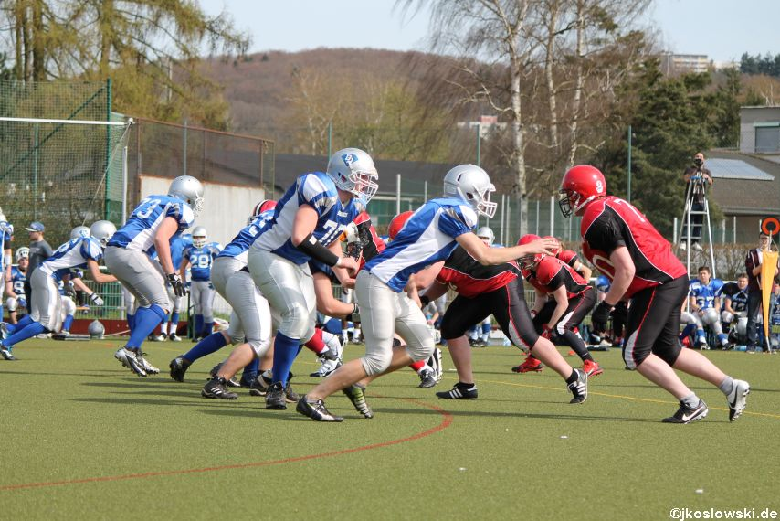 Scrimmage Marburg Mercenaries Darmstadt Diamonds Jugend 147