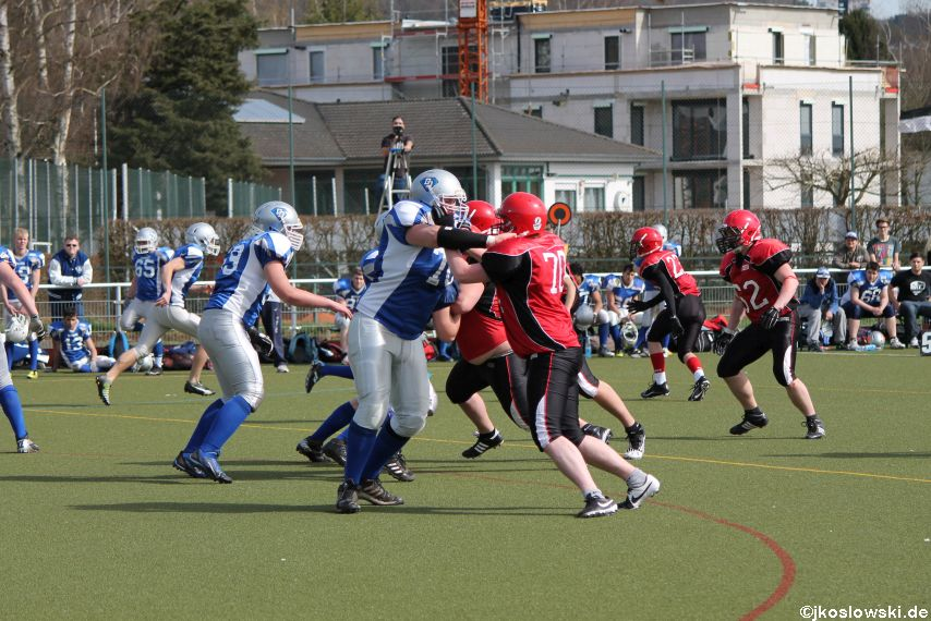 Scrimmage Marburg Mercenaries Darmstadt Diamonds Jugend 149