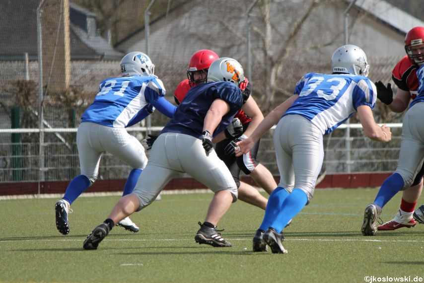 Scrimmage Marburg Mercenaries Darmstadt Diamonds Jugend 151