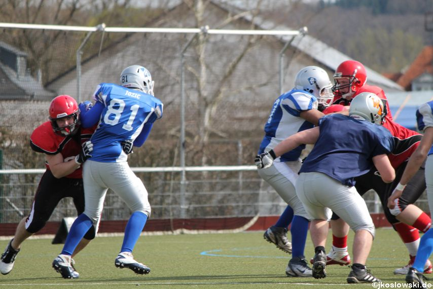 Scrimmage Marburg Mercenaries Darmstadt Diamonds Jugend 152