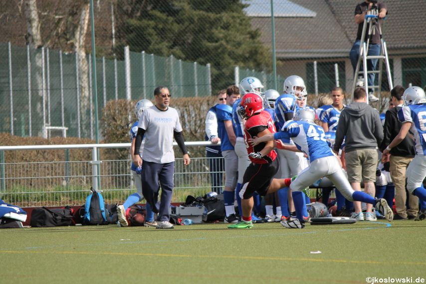 Scrimmage Marburg Mercenaries Darmstadt Diamonds Jugend 153