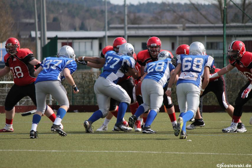 Scrimmage Marburg Mercenaries Darmstadt Diamonds Jugend 154