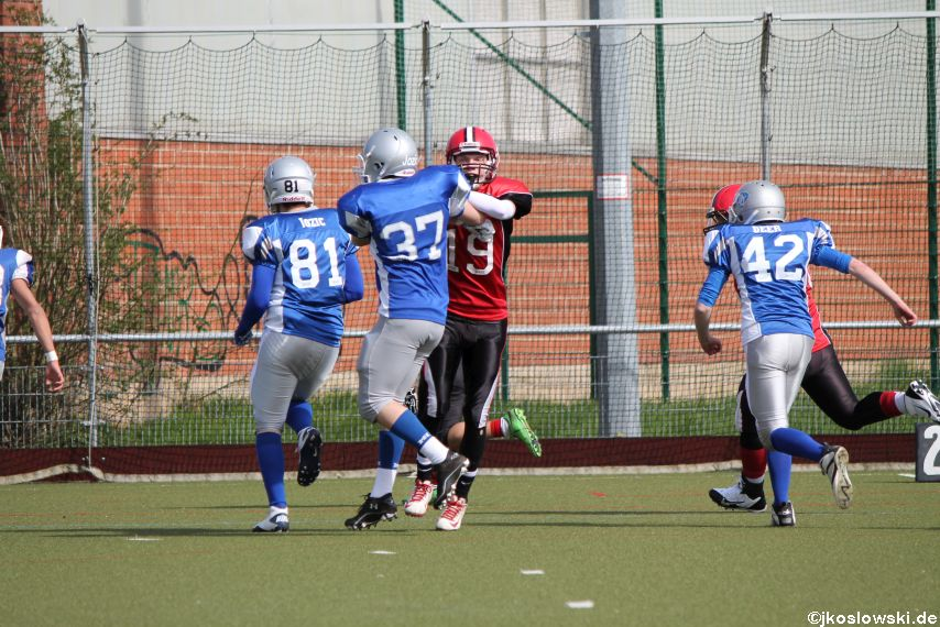 Scrimmage Marburg Mercenaries Darmstadt Diamonds Jugend 157