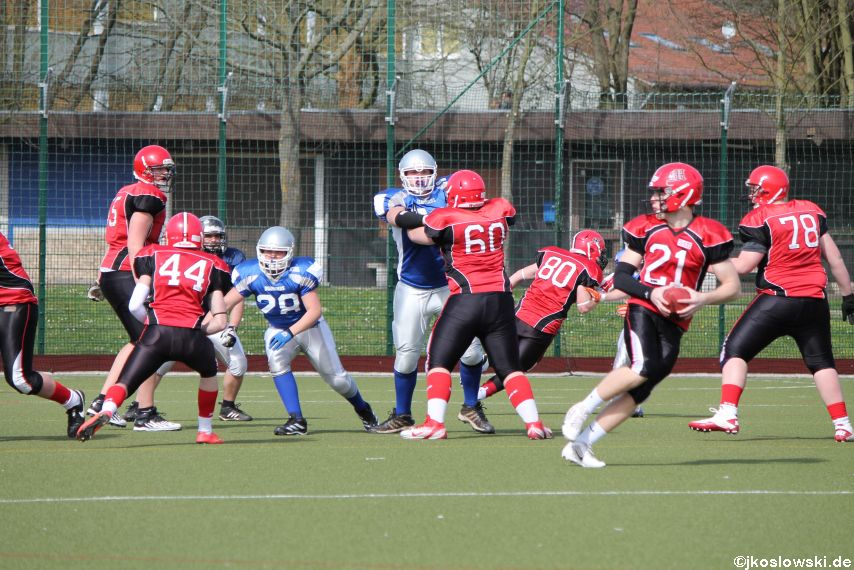 Scrimmage Marburg Mercenaries Darmstadt Diamonds Jugend 161