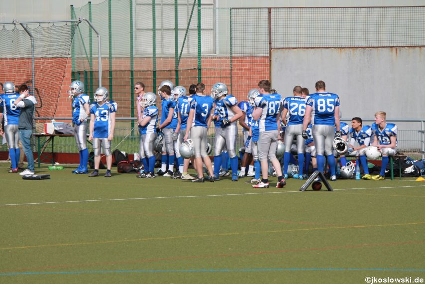 Scrimmage Marburg Mercenaries Darmstadt Diamonds Jugend 162