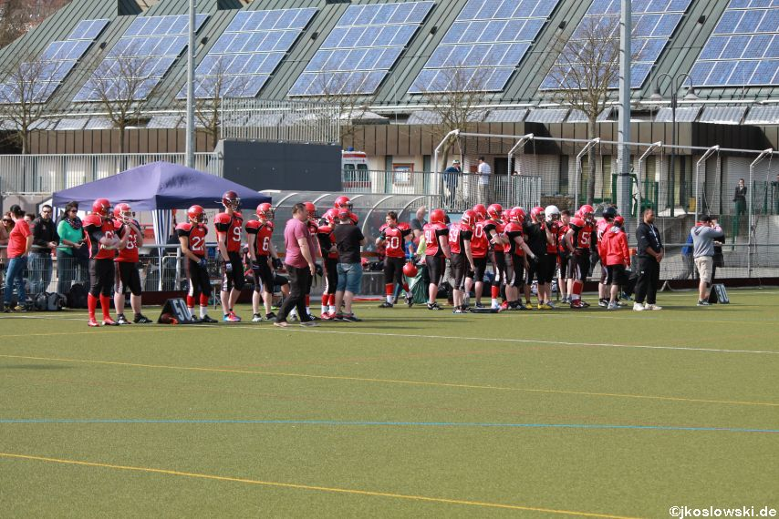 Scrimmage Marburg Mercenaries Darmstadt Diamonds Jugend 163