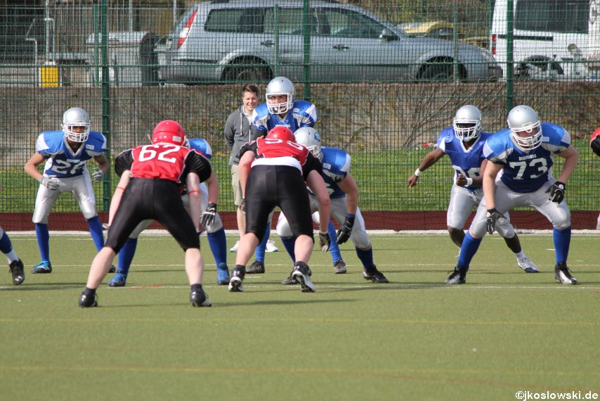 Scrimmage Marburg Mercenaries Darmstadt Diamonds Jugend 164