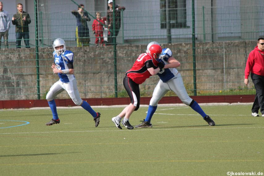 Scrimmage Marburg Mercenaries Darmstadt Diamonds Jugend 167