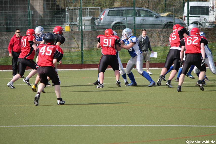 Scrimmage Marburg Mercenaries Darmstadt Diamonds Jugend 168