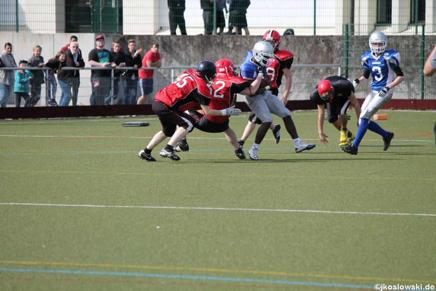 Scrimmage Marburg Mercenaries Darmstadt Diamonds Jugend 169