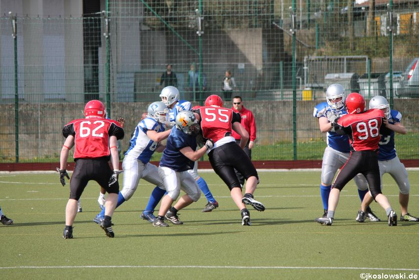 Scrimmage Marburg Mercenaries Darmstadt Diamonds Jugend 170