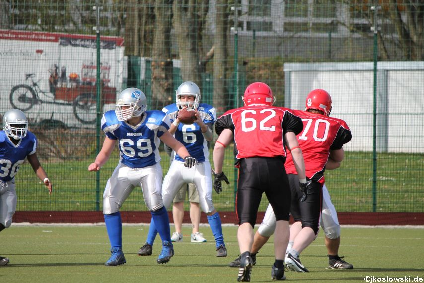 Scrimmage Marburg Mercenaries Darmstadt Diamonds Jugend 173