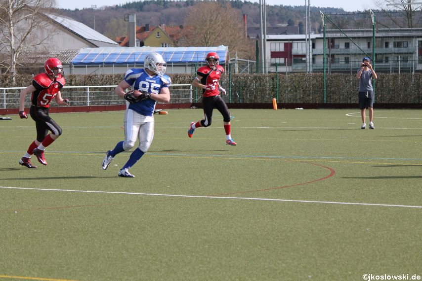 Scrimmage Marburg Mercenaries Darmstadt Diamonds Jugend 176