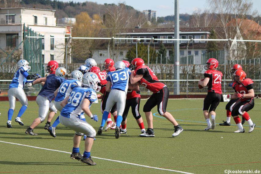 Scrimmage Marburg Mercenaries Darmstadt Diamonds Jugend 179