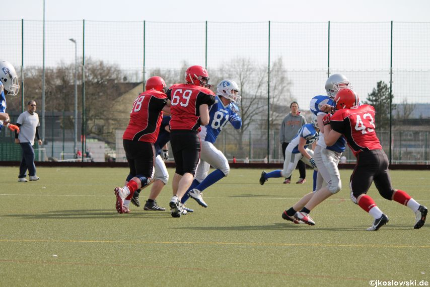 Scrimmage Marburg Mercenaries Darmstadt Diamonds Jugend 184