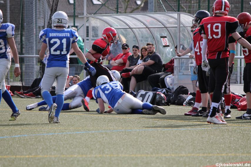 Scrimmage Marburg Mercenaries Darmstadt Diamonds Jugend 186