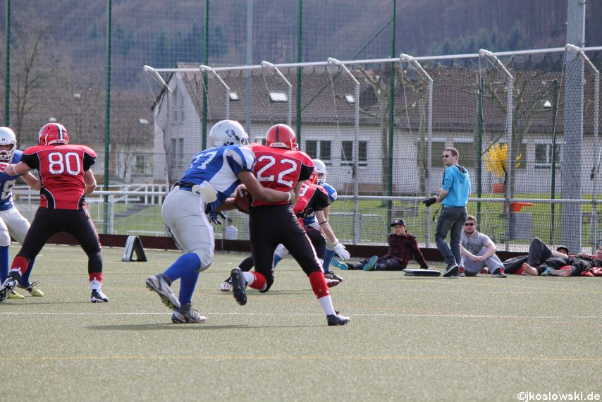 Scrimmage Marburg Mercenaries Darmstadt Diamonds Jugend 188
