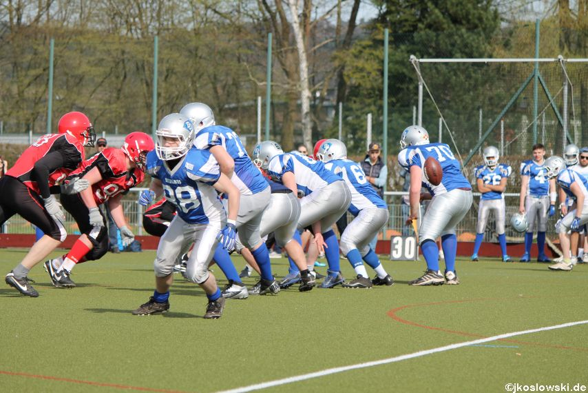 Scrimmage Marburg Mercenaries Darmstadt Diamonds Jugend 194